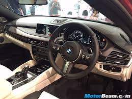 2016 bmw dashboard 2015 bmw x6 launched in india priced at rs 1 15 crores