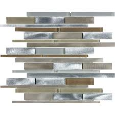 Aluminum Tile Backsplash by Shop Shop Popular Wall Tile And Tile Backsplashes At Lowes Com