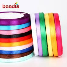 cheap satin ribbon popular 7mm satin ribbon buy cheap 7mm satin ribbon lots from