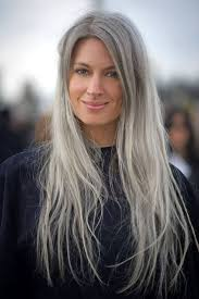 99 best going bold going gray images on pinterest hairstyles