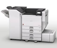 ricoh aficio sp 8300dn b w laser printer
