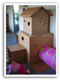 Instructions On How To Build A Toy Box by Best 25 Cardboard Cat House Ideas On Pinterest House Of Cat