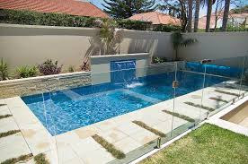 Pool In The Backyard by Rocks Swimming Pool Design Ideas Home Furniture