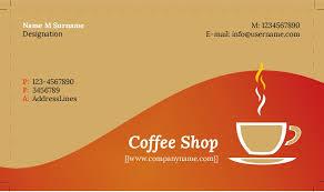 Standard Business Card Format Business Card