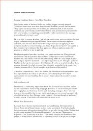 how to write a resume title strong resume headline examples template cv resume headline with resume title examples of resume titles for