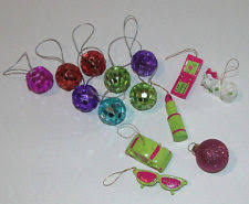 girly ornaments ebay