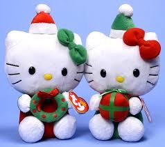 hello ornament ty beanie babies