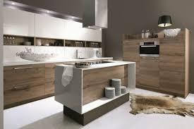 cuisine moderne et blanc cuisine blanc et bois moderne le bois chez vous