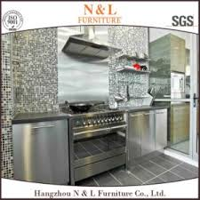 china n u0026l outdoor bbq durable 304 stainless steel kitchen cabinets
