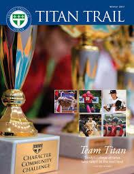 lexus scholar athlete richmond titan trail winter 2017 by trinity episcopal issuu