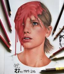 artstation taylor swift drawing yuditya afandi
