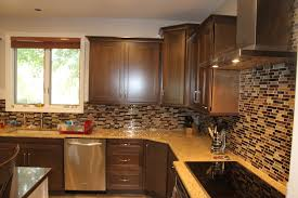 Dark Cabinets Light Countertops White Countertops With Dark Cabinets Remarkable Home Design