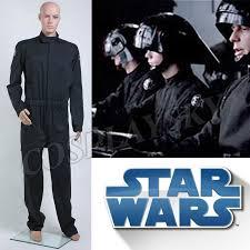 wars jumpsuit wars imperial flightsuit costume jumpsuit black