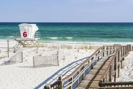 pensacola beach lifeguard station and walkway u2013 surfside properties