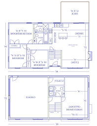 home design split level house plans floor associated designs