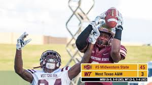 the official site of midwestern state university athletics