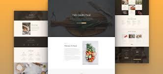 restaurant layout design free download a beautiful free divi restaurant layout pack elegant
