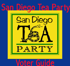 tea party voter guide 2014 primary san diego tea party