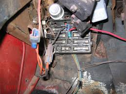 where is the fuel pressure regulator where is the location of the megasquirt carb to efi conversion part 1 tbi fuel only