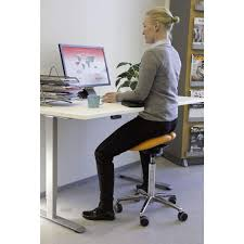 salli sway ergonomic medical or office saddle chair sithealthier