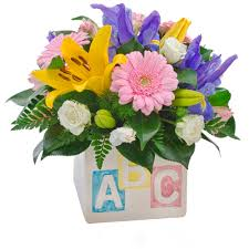 baby flowers hospital florist get well soon flowers hospital flowers new