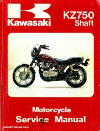 1981 1982 kawasaki kz1000 kz1100 motorcycle repair service manual