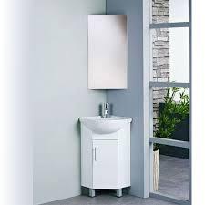 Corner Mirror Bathroom by Corner Bathroom Cabinet Small Bathroom Design