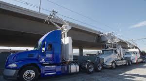electric semi truck siemens ehighway heavy duty trucks continue in california
