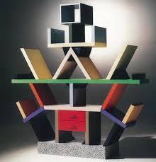 libreria lambrate ettore sottsass libreria carlton 1981 artribune