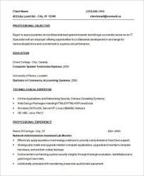 Sample Student Affairs Resume by Captivating Sample Computer Science Field With Computer Science