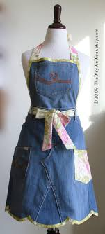 gardening apron made from home outdoor decoration