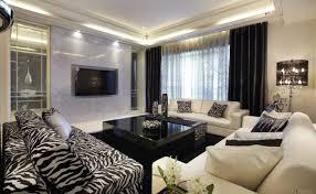Luxury Livingrooms Living Modern Luxury Living Room Tv Background Wall Decoration