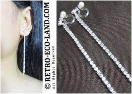 on earrings clip on earrings non pierced earrings archives comfortable