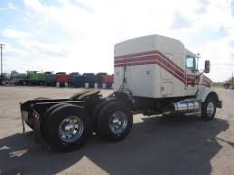 kenworth chassis 2011 kenworth t800 sleeper semi truck for sale 635 000 miles