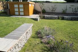 modele jardin contemporain bois dans les travaux pour les particuliers de artopia