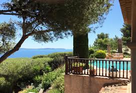 House With Pool House With Sea View In Cap Bénat 6 Bedrooms Private And