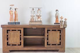 meubles en teck massif achetez vos meubles pour salon en bois massif sur containers du monde