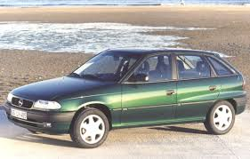 opel kadett wagon 1995 opel astra specs and photos strongauto