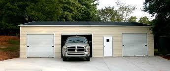 3 door garage 3 car garages