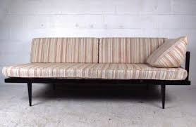bedroom appealing mid century modern daybed style sofa with arms