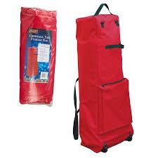 tree storage bag with wheels xl heavy duty 56 x22