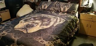 Free Bed Sets Buy Rottweiler Lover 4 Bedding Set Free Shipping 2 Matching
