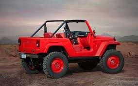 hellcat jeep jeep reveals hellcat powered wrangler and other crazy concepts