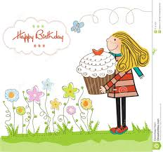 Sweet Birthday Cards Birthday Card Greeting Sweet Girls Birthday Cards Free Printable