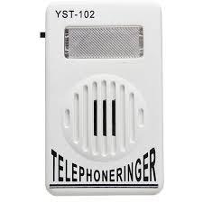 visual phone ringer light loud telephone ringtones 95db telephone ringer with visual phone