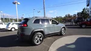 jeep gray blue 2015 jeep cherokee trailhawk anvil gray fw511834 mt vernon