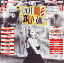 various la dolce vita italian songs hits from