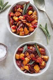 cranberry walnut roasted acorn squash s clean kitchen