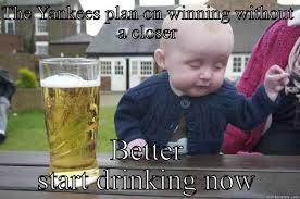 Winning Baby Meme - drunk baby memes quickmeme