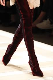 s boots autumn 2017 fendi fall 2017 ready to wear fashion details fendi fall